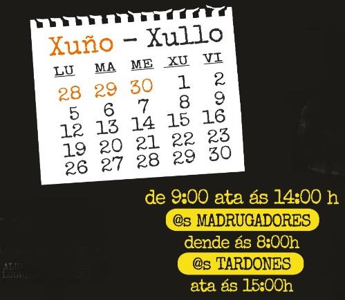Calendario Campas