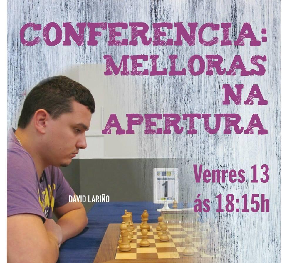 conferencia Lariño I X Aperturas