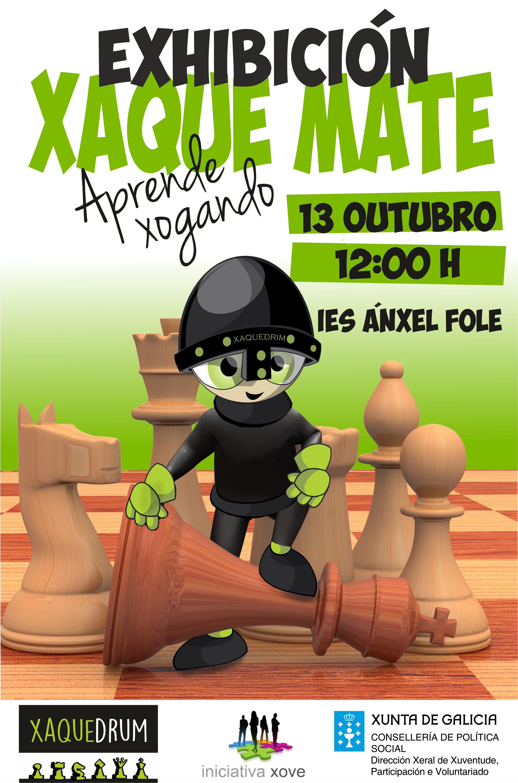 Xornadas de fomento o xadrez. Lugo