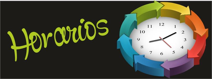 horario web